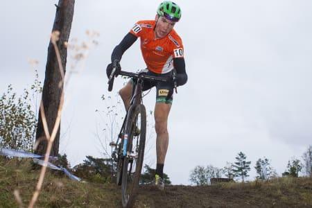 MESTEREN: Erik Nordsæter Resell dominerte fjorårets kross-sesong. Han er tilbake etter mer i år. Foto: Pål Westgaard
