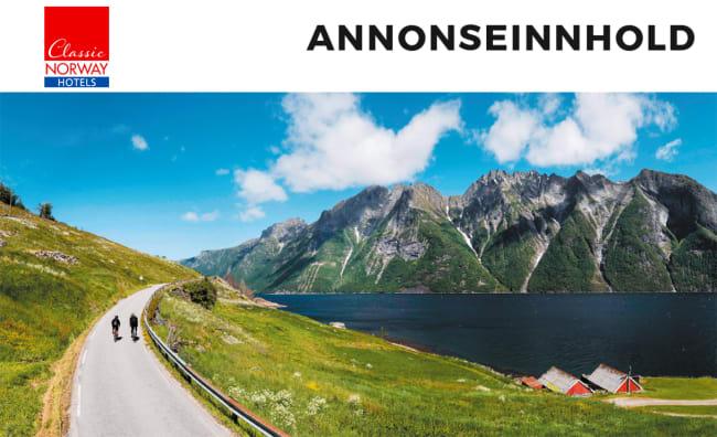 Vinn firedagers guidet sykkeleventyr på Vestlandet!