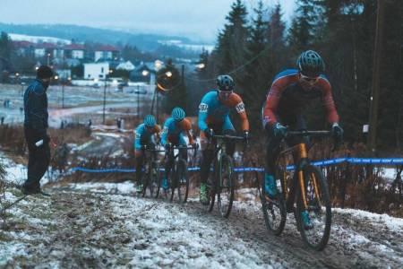 cyclocross på Spikkestad