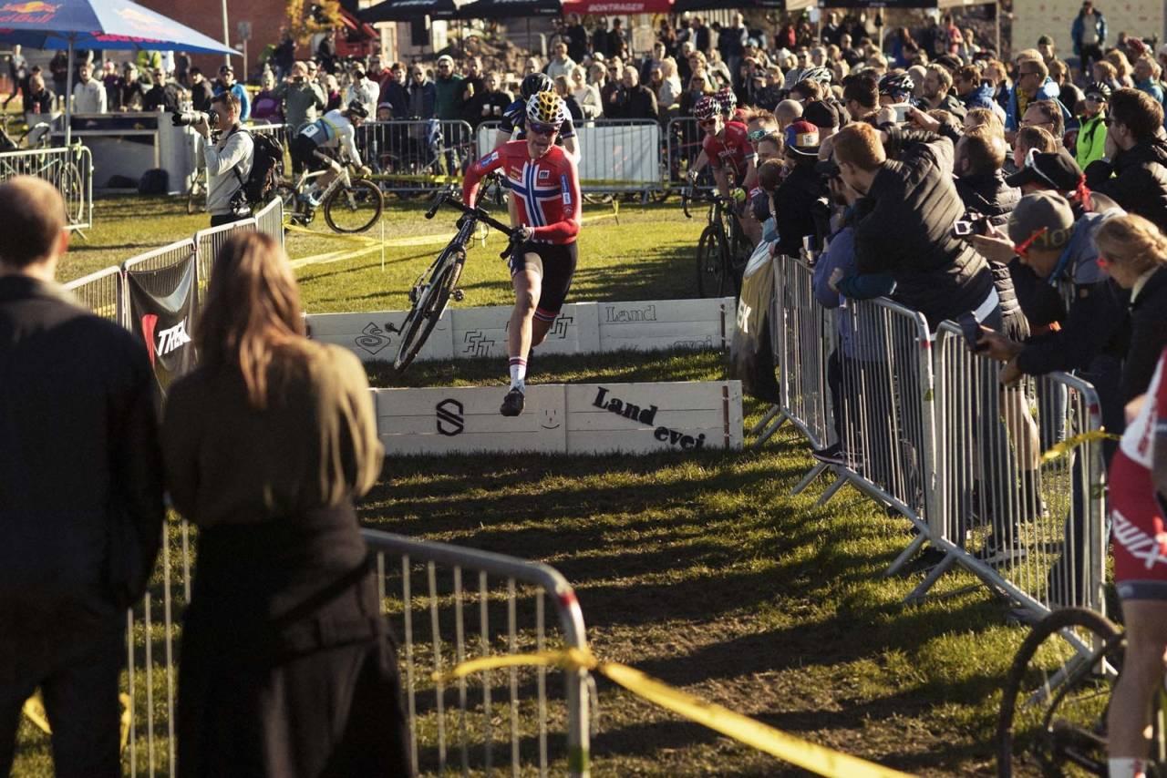 Avlyser cyclocross-klassikeren Superpokal Voldsløkka pga korona