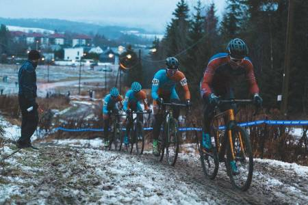 cyclocross-NM 2019 på Spikkestad