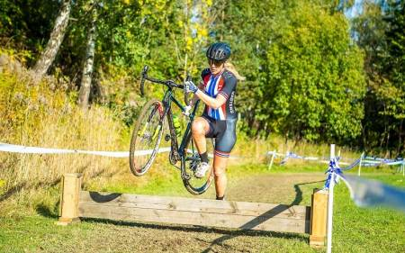 KLAR: Terminlisten for cyclocross er nå klar. Sesongen starter tidlig i oktober. Foto: Pål Westgaard.