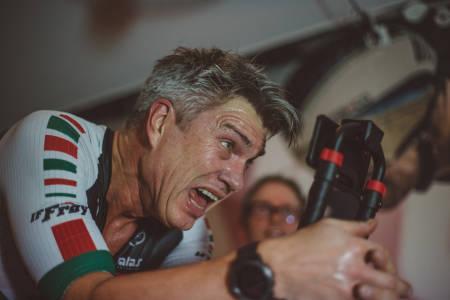 WATTSTERK: Roger Arenberg fra IF Frøy var med å sikre seieren i Watts Up i november. I mars er det nye sjanser. Foto: Marte Vike Arnesen