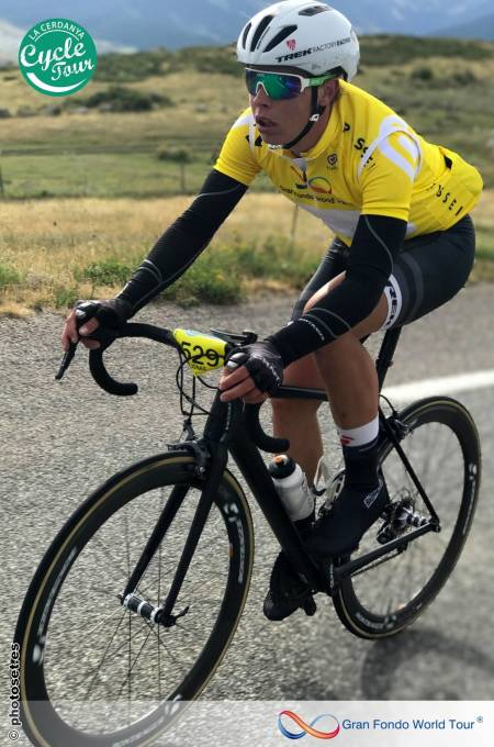 Gran Fondo World Tour. Jonas Orset.
