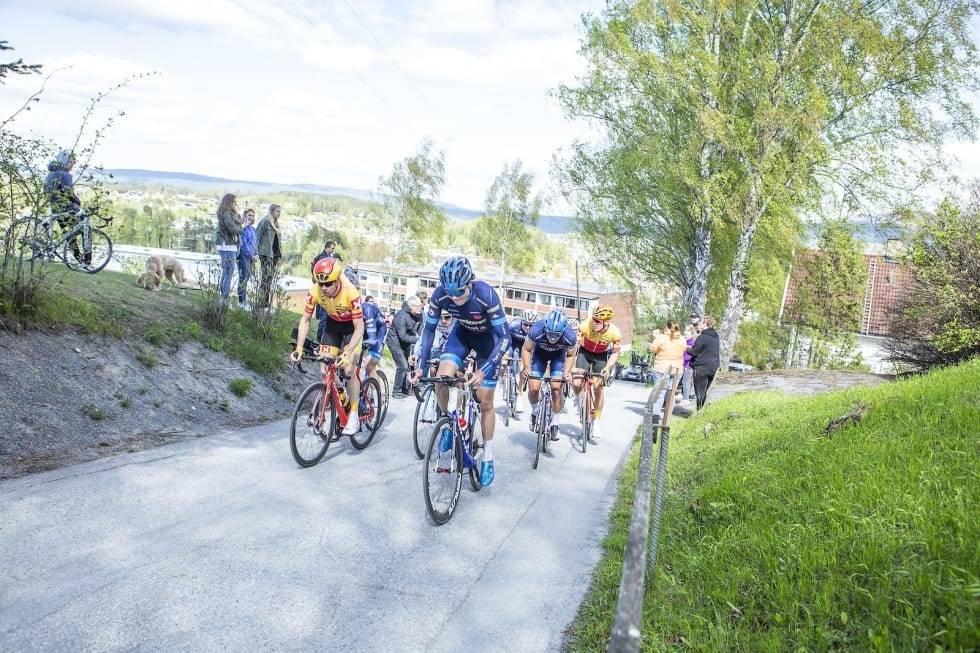 INGEN RIPER: Ringerike Grand Prix er foreløpig avlyst, hvilket betyr at vi ikke får se rytterne opp Riperbakken i vår. Foto: Pål Westgaard.