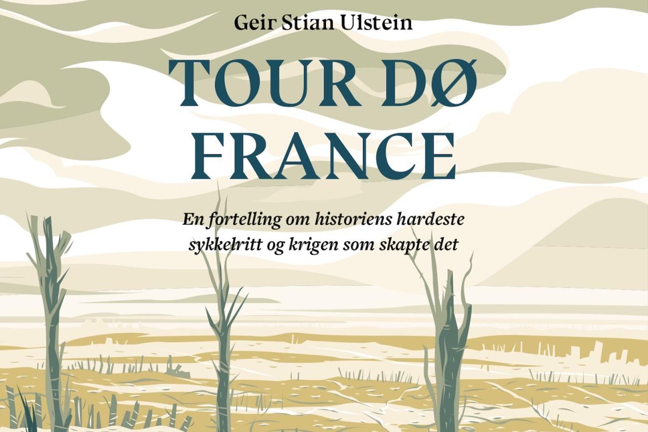 POPULÆR: Geit Stian Ulsteins roman Tour Dø France har tatt leserne med storm.