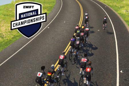 NYTT UOFFISIELT NM: Som teknisk partner for UCI har Zwift fått så mye å gjøre at også årets NM i e-sykling blir uoffisielt.