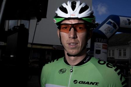 FREMTIDEN: Sep Vanmarcke fra Team Belkin er ikke mer enn 25 år gammel, men har allerede rukket å yppe med Fabian Cancellara i Paris-Roubaix.