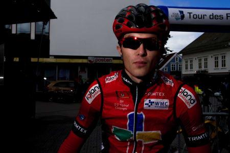 MOLDENSER: Bjørn Tore Hoem er også en av de norske ungguttene som kan ta nye skritt.