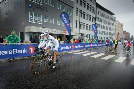 VINNERE? Team Argos-Shimano er et lag som er kjent for sine spurtseiere i diverse ritt på kontinentet, og Arctic Race of Norway bør by på mange muligheter for seier med sine flate etapper.