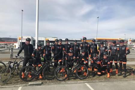 TRØNDEREKSPRESSEN: Kapteinteamet har tatt ut 30 mann til Styrkeprøven. Foto: Arne Gran