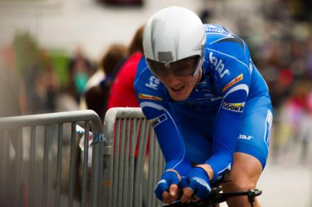 NESTEN: Team Ringeriks-Kraft Look ble nummer ti i dag, tredje best av de norske.