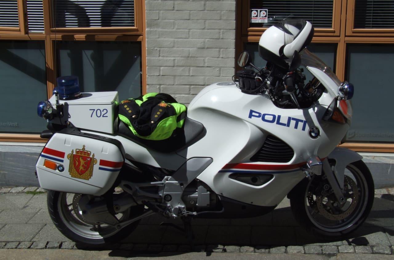 Oslo politiet meldte avbud halvannen uke før Styrkeprøven grunnet mangel på ressurser til å stille med 8 motorsykler til fellesstarten. Foto: Pudelek Marcin Szala