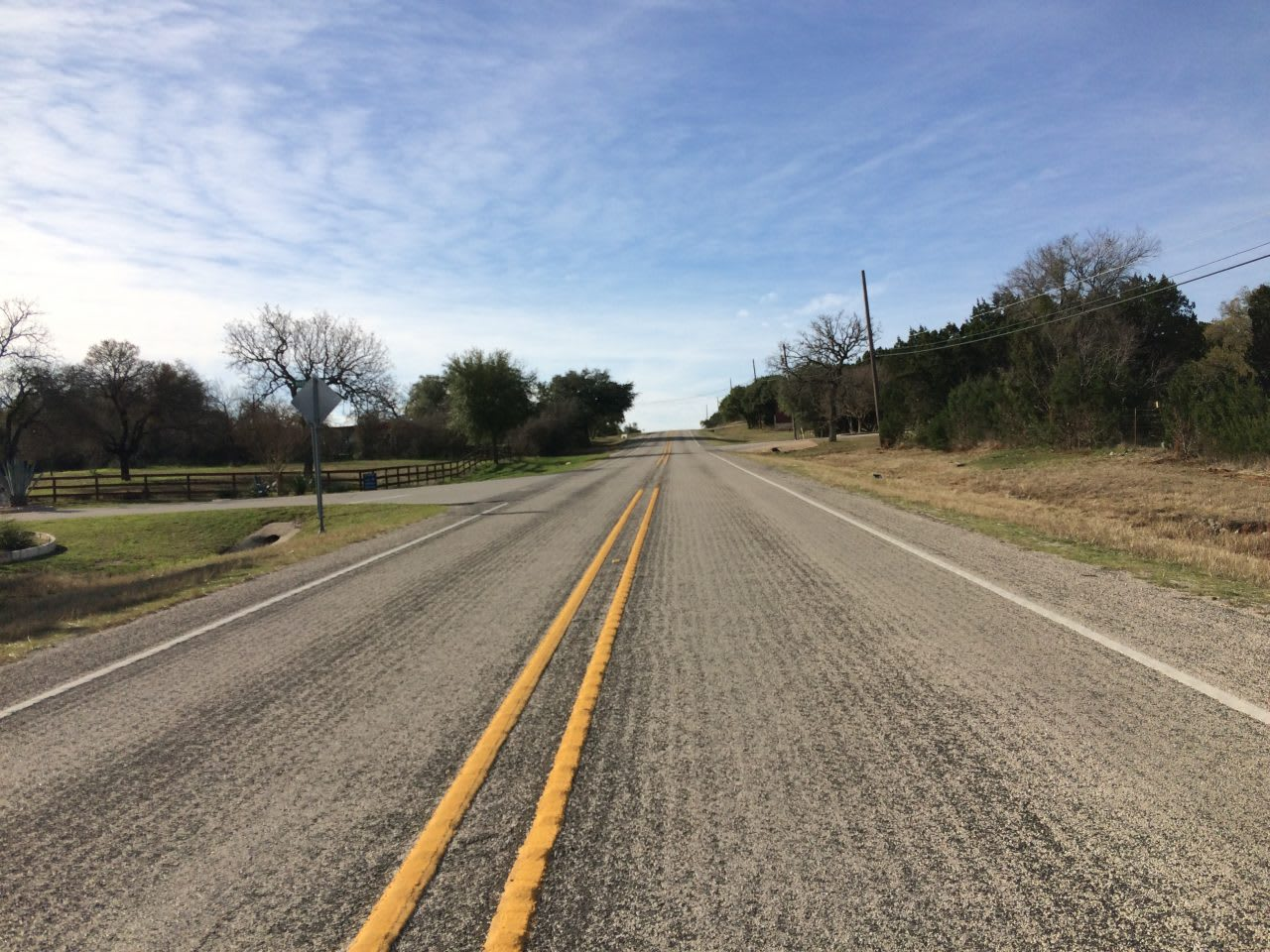 NYE VEIER: Det er ikke godt å si hvor disse amerikanske veiene fører meg, men jeg er klar for å finne det ut.
