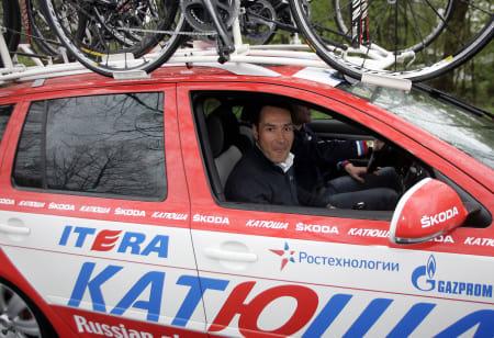 IMPONERT: Tidligere storspurter Erik Zabel er mektig imponert over utviklingen til Alexander Kristoff. Foto: COR VOS.