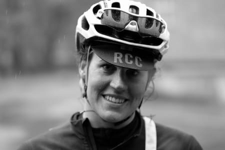 ENSOM: Kristin Bærland var eneste jente som deltok. Hvor ble det av resten av dere? Foto: Pål Laukli
