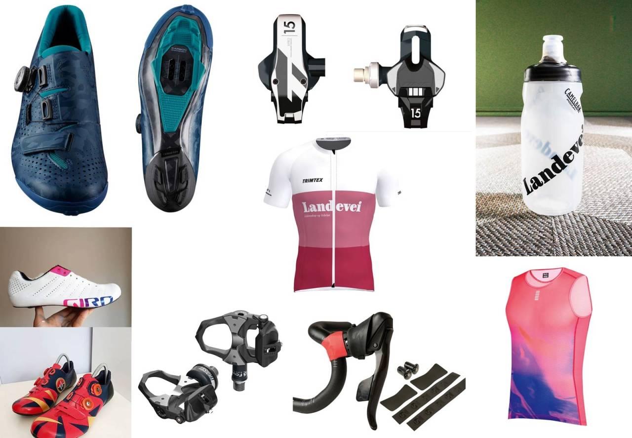 Her er Landeveis favoritter blant septembernyhetene for sykkelentusiaster. Foto: Produsenten