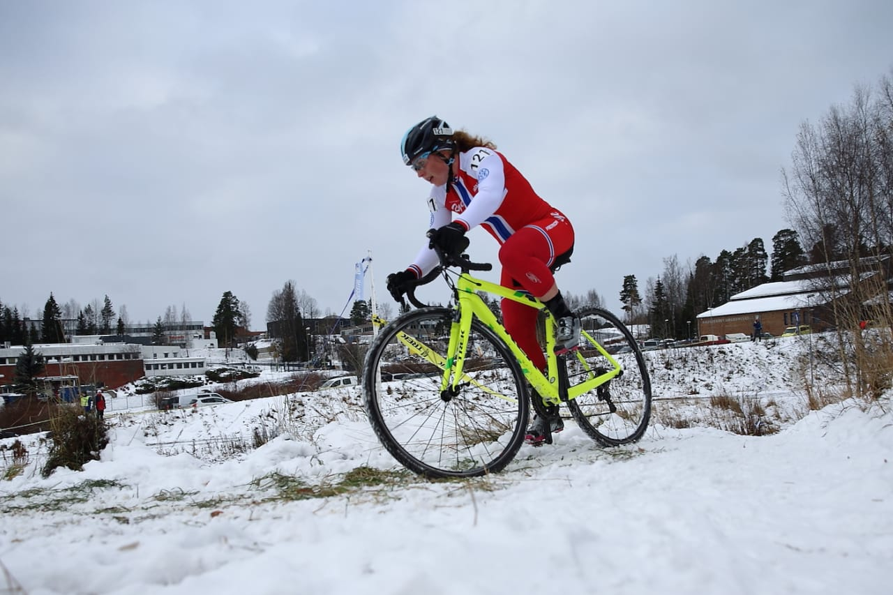 FAVORITT: Elisabeth Sveum er favoritt til NM, der hun satser på å forsvare mesterskapstrøya, men stiller ikke på alle rundene i Norgescupen. Foto: Ola Morken
