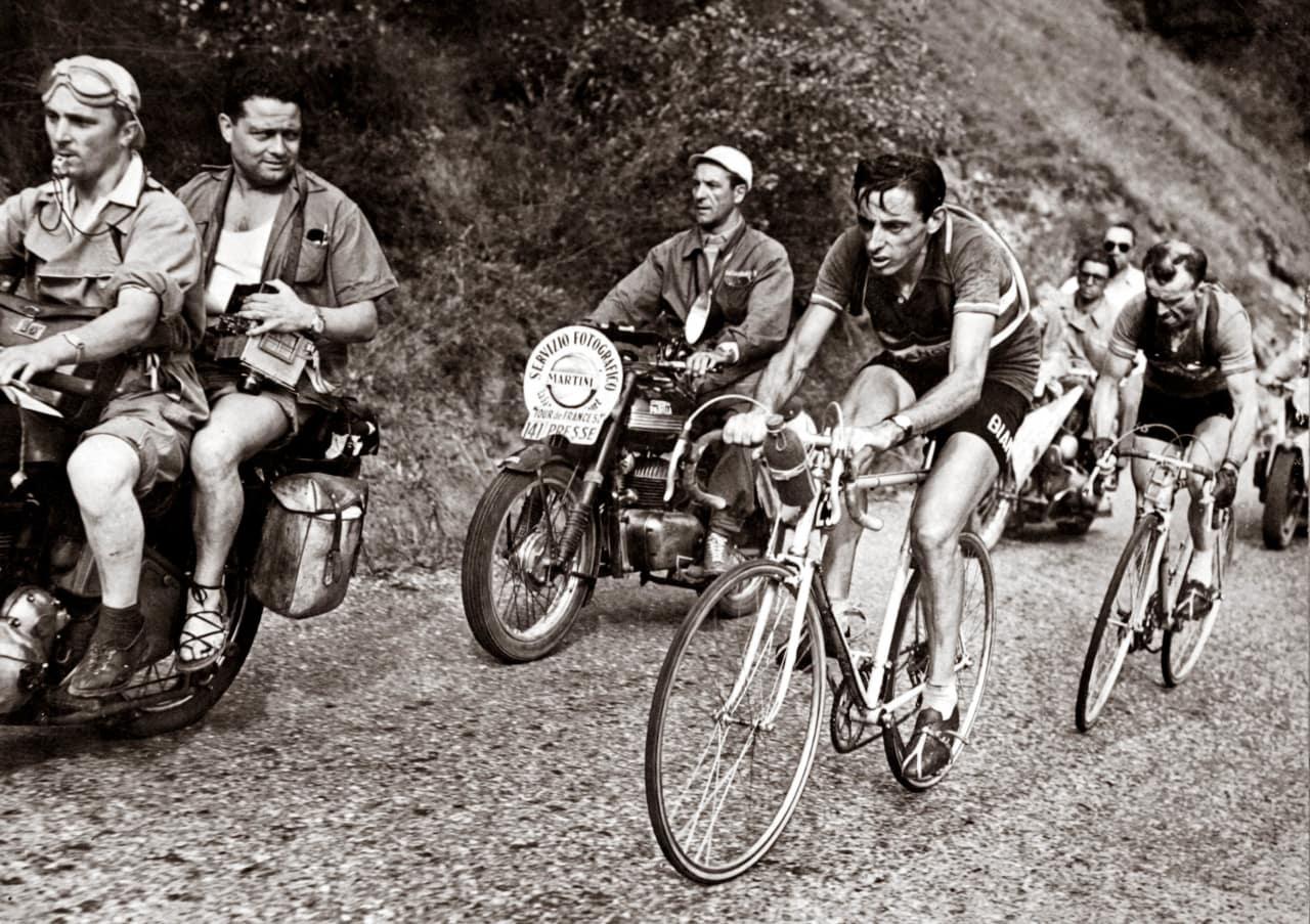 STØRST: Il Lombardia passet Fausto Coppi perfekt.