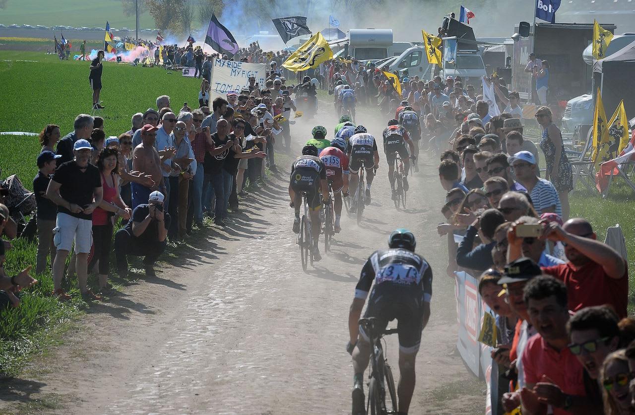KONGERITTET: I forbindelse med Paris-Roubaix er det flere arrangementer i Oslo-området. Foto: Cor Vos.