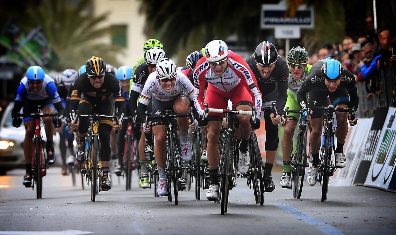 RÅSTERK: Kan Alexander Kristoff forsvare seieren i Milano-Sanremo? Foto: Cor Vos.