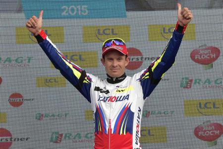 TILBAKE PÅ TOPP: Etter en tung Tour de France var Alexander Kristoff tilbake der han har vært 18 ganger tidligere i år. Foto: Cor Vos.