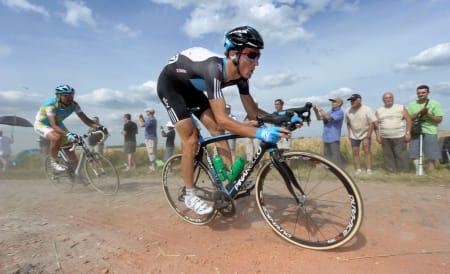 UATSKILLELIGE: René og Michael Barry var barndomsvenner og syklet begge for lokallaget Mariposa- Bicycles Specialties. Foto: CORVOS.