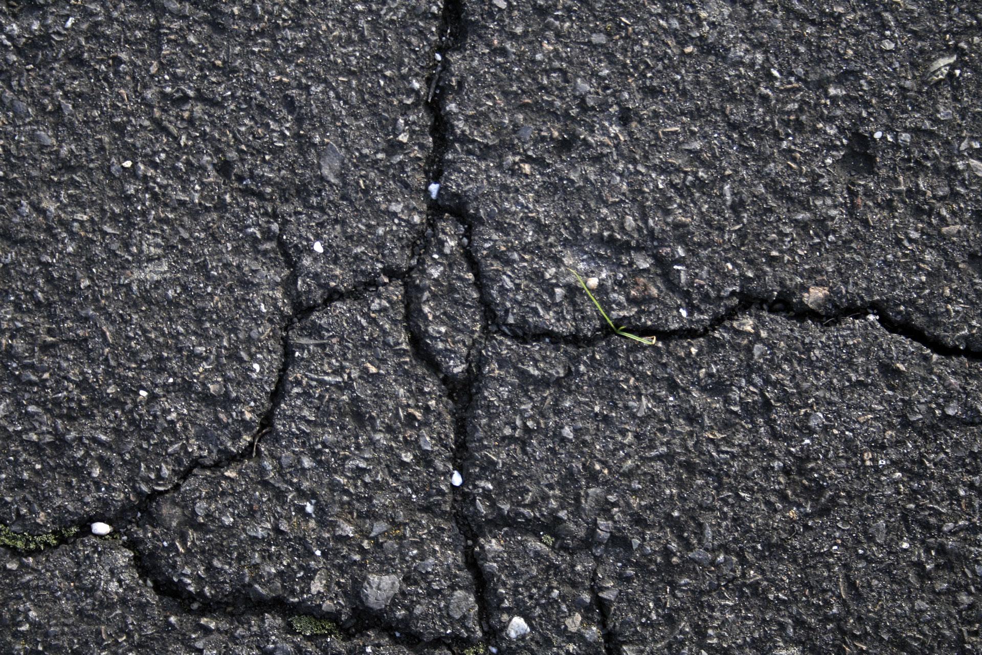 ELSKER, ELSKER IKKE: Øyvind Aas har et kjærlighetsforhold til asfalten vi alle sykler på. Foto: Henrik Alpers