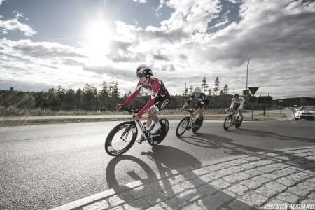 ANDREMENN: Krister Hagen, Markus Holgaard og Jone Ellingsen.