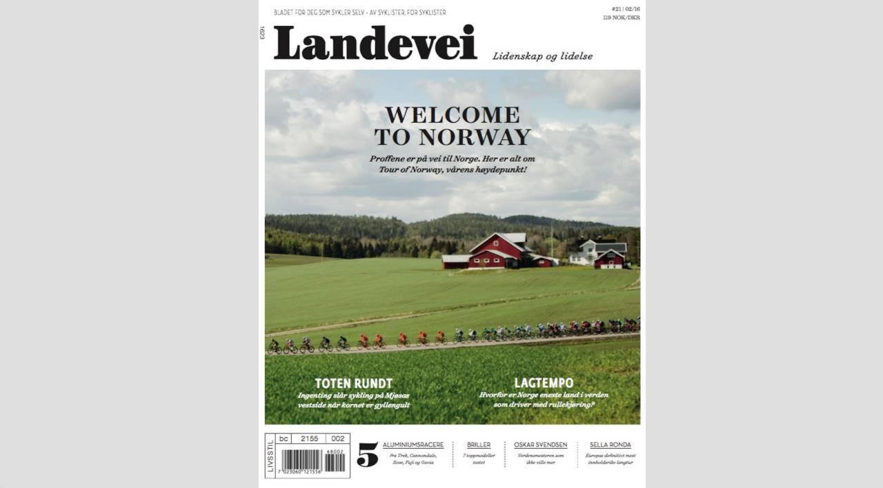 NORGE, EN VÅRDAG: Der finner du feltet til Tour of Norway. Bli med i kulissene til vårens største høydepunkt!
