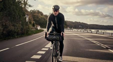 Satser: Jeff Webb i Fara Cycling ønsker å ta det neste steget, og satser alt på å få hentet inn de nødvendige midler. Foto: Fara Cycling.