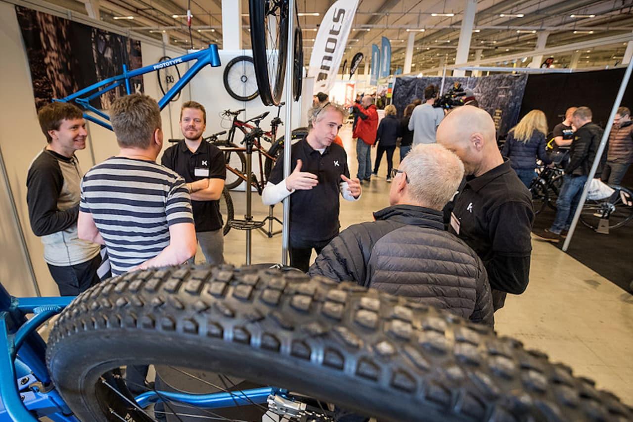 UTSATT: Bike Expo 2019 skulle vært arrangert i mars, men er utsatt på ubestemt tid. Foto: Bike Expo