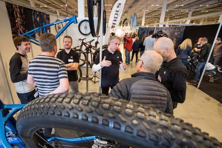 Må utsette Bike Expo