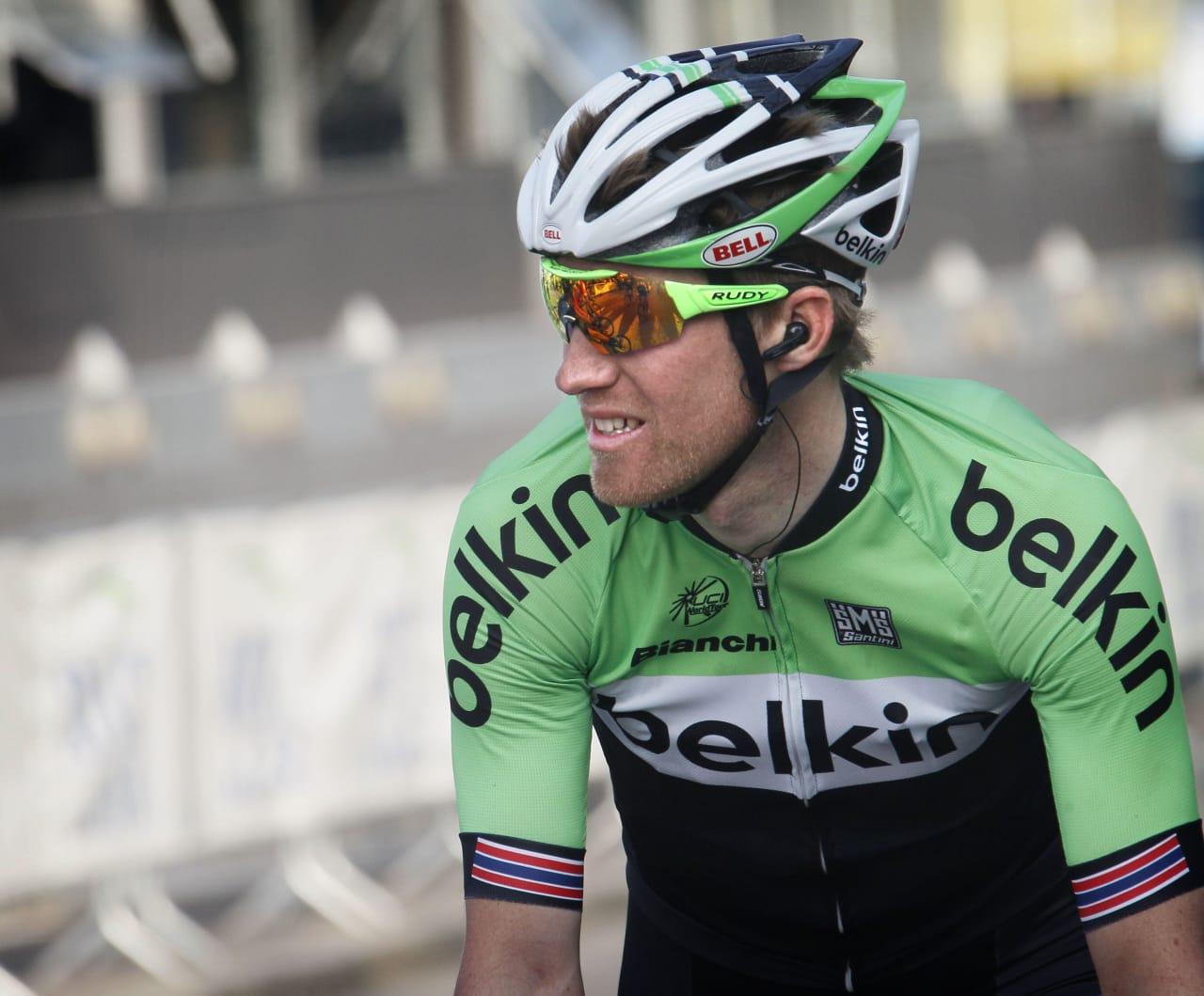 FÅR SVI? Kan Lars Petter Nordhaug miste Tour de France på grunn av norsk statsborgerskap, og hva blir konsekvensene på lang sikt? Foto: Cor Vos.