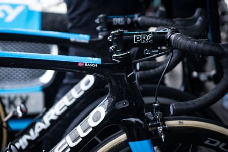 SNART SLUTT: Snart har vi sett Gabriel Raschs sykler på veien for siste gang.