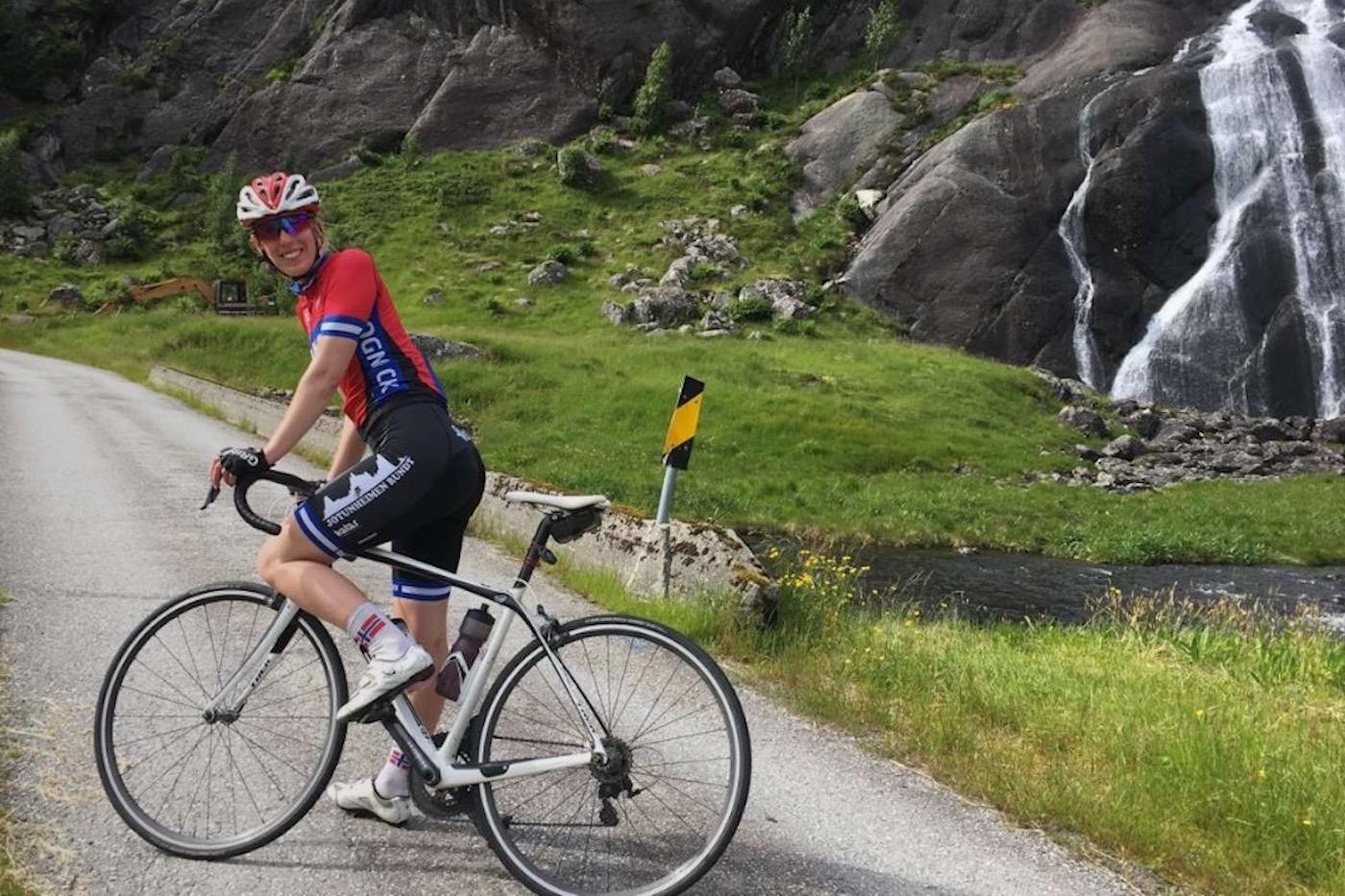 RITTLEDER: Solveig Nordengen er ny rittleder i Jotunheimen Rundt. Foto: Privat