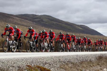 PRESTISJE: De klassiske distansene Trondheim-Oslo og Lillehammer-Oslo trekker flest. Foto: Ola Morken