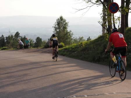MER ENN ET SYKKELEVENT: I Hope Challenge er deltakerne mer enn bare ryttere i et ritt. Foto: Marius Bache Wold