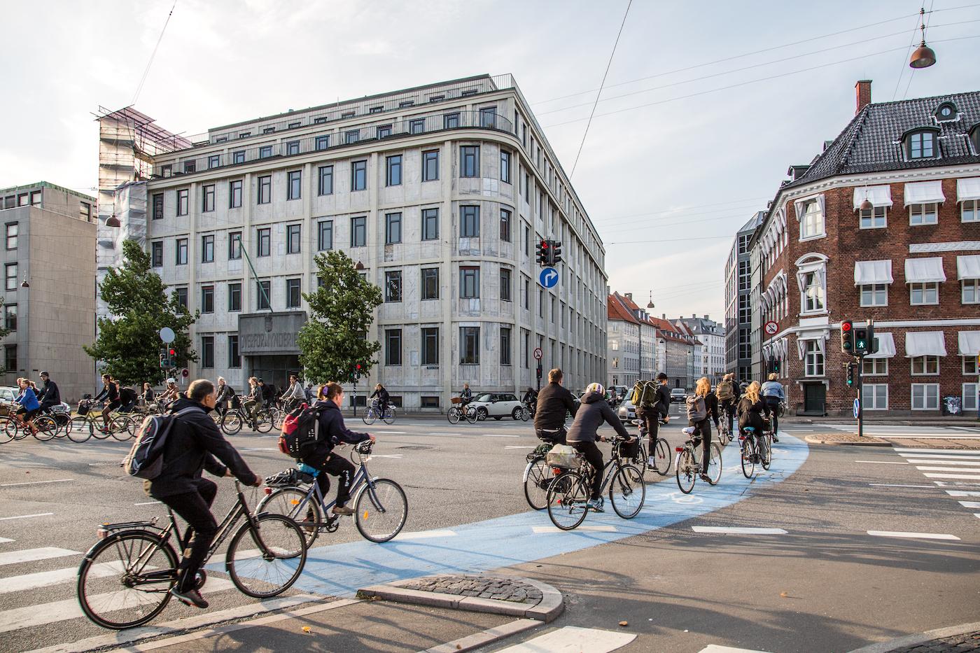 SYKKELSATSING: Hva skal til for å få flere nordmenn til å sykle? Se debatten på åpningsdagen av Bike Expo 2. mars. Foto: Tony Webster