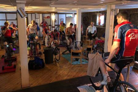 MINDRE AV ALT: Rye Expressen 2018 har mindre bruttotropp, mindre felles opplegg og færre samlinger. Foto: Pål Sørvoll