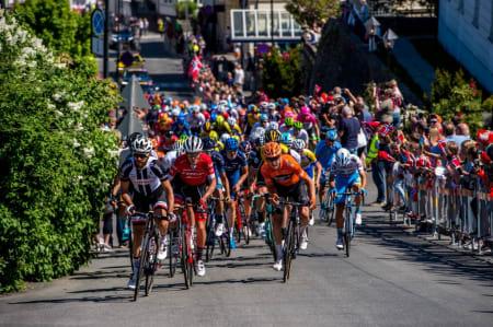 Slik blir etappene i Tour of Norway 2019