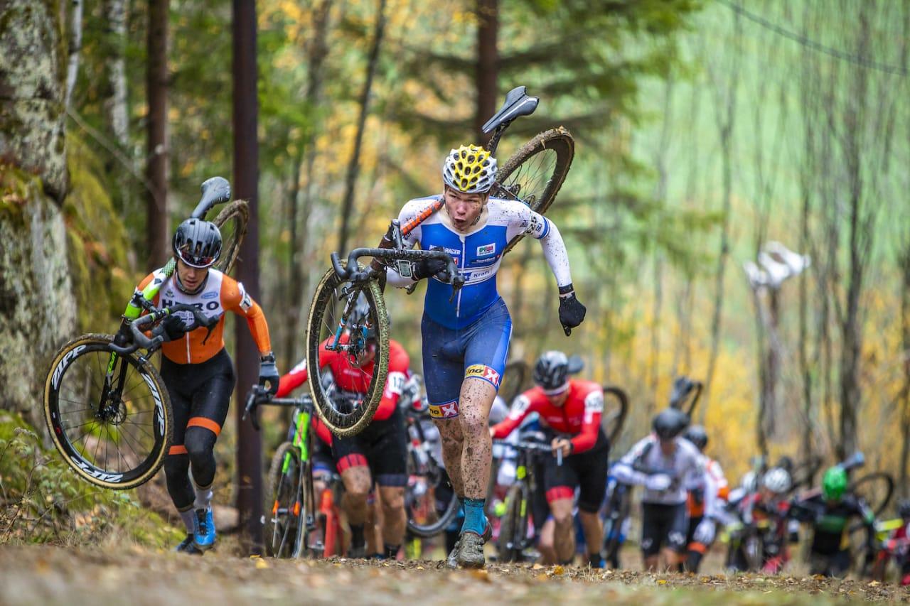NM 2019: Spikkestadkross blir NM i sykkelkross 2019. Foto: Pål Westgaard