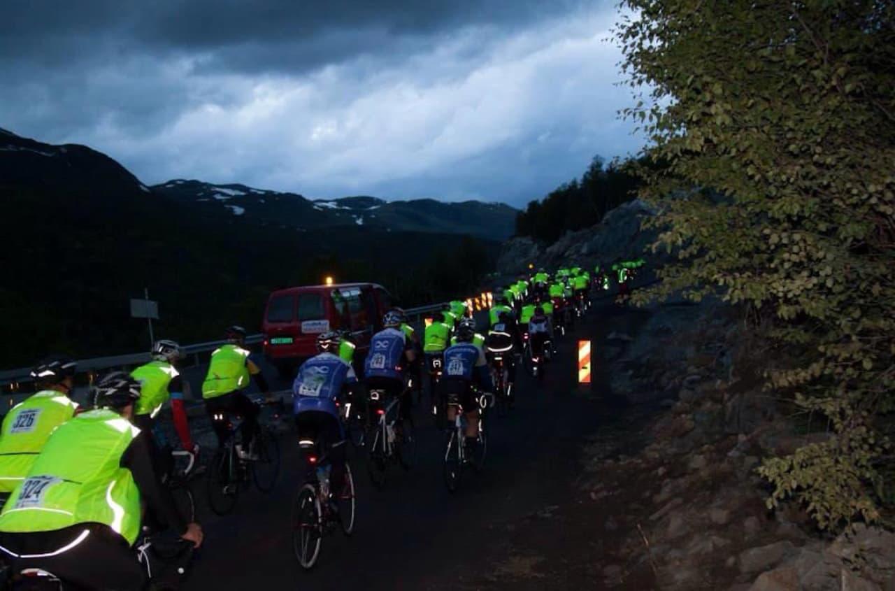 VILLT, VAKKERT OG RÅTT: Det er noe av det som trekker stadig flere til Jotunheimen Rundt. Foto: Arrangøren