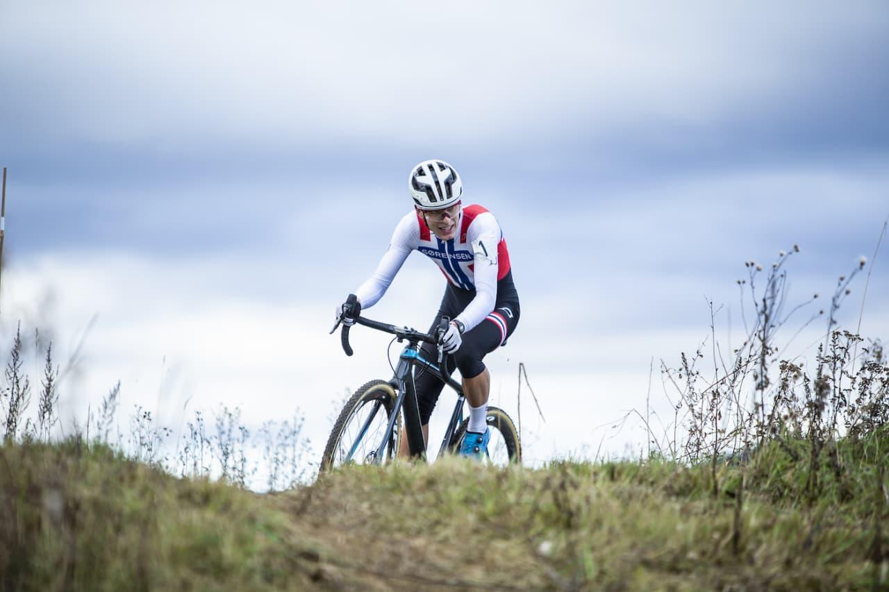 Tobias Johannessen vant første runde i Norgescupen 2018. Foto: Pål Westgaard