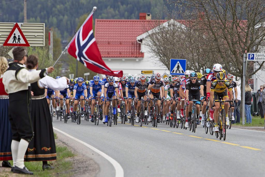 NORGE RUNDT: Tour of Norway 2017 presenteres klokken 14.00 live. Foto: TON.