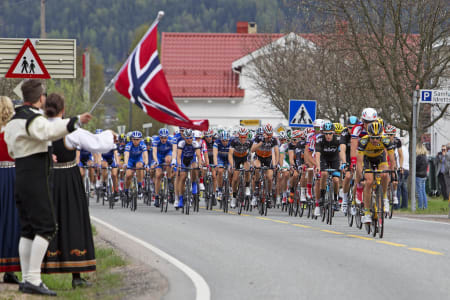 NORGE RUNDT: Tour of Norway 2017 presenteres klokken 14.00 live. Foto: TON.