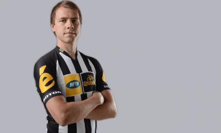 GIGANT: Knut Knudsen mener at Edvald Boasson Hagen er en gigant på sykkelsetet. Foto: MTN-Qhubeka.