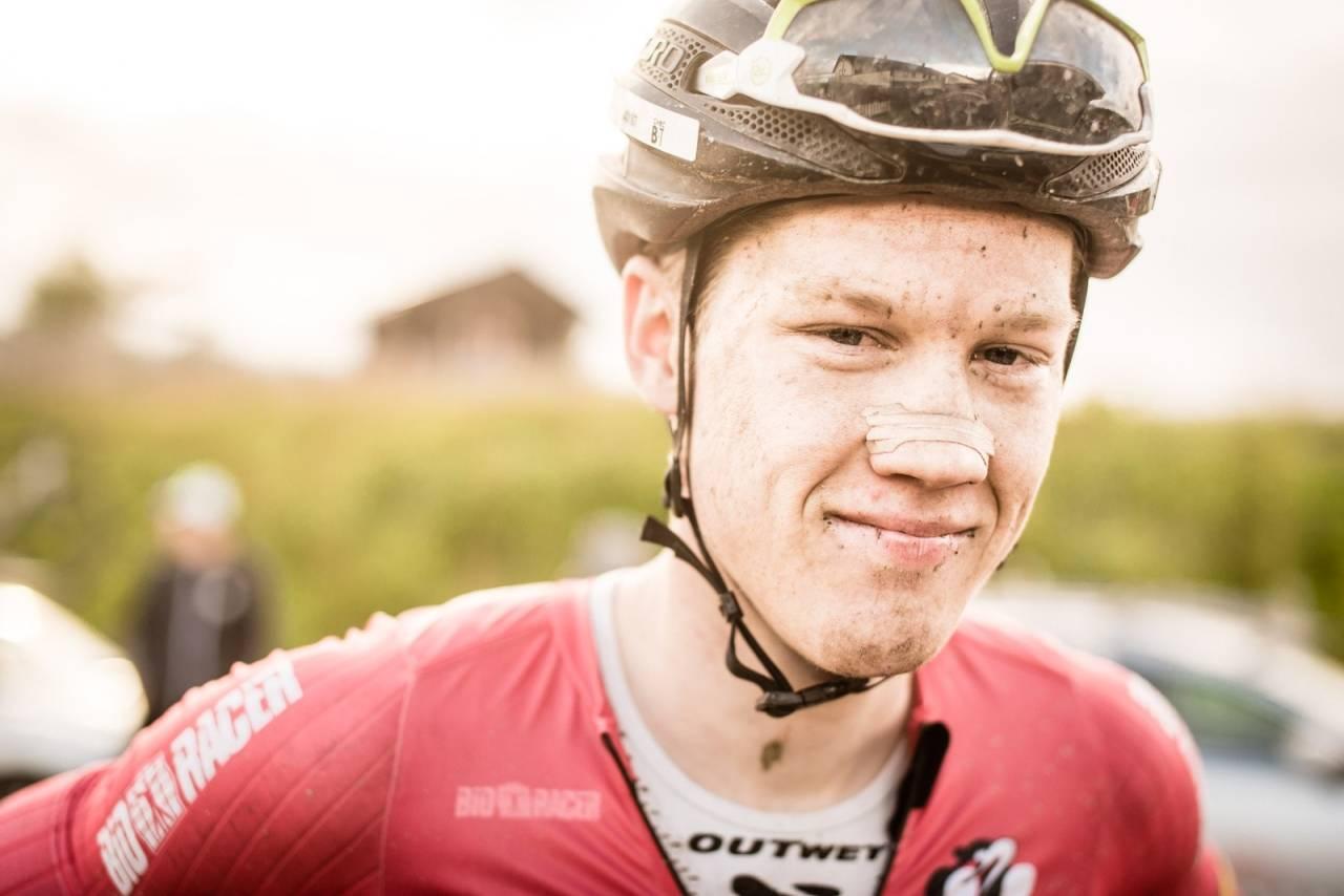 NORGESCUPVINNER: Simen Nordahl Svendsen seiret i den første utgaven av NCF Cup. Foto: Henrik Alpers.