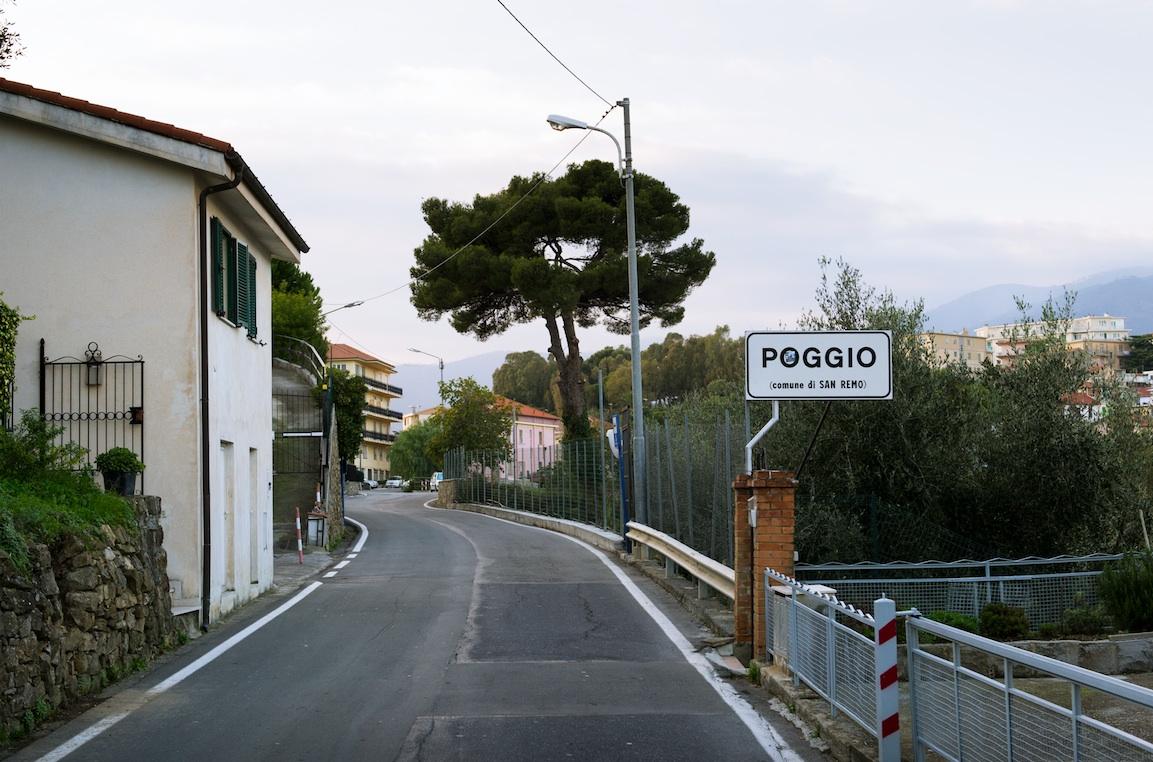 PILGRIMSFERD: Denne klatringen bør stå på alles ønskeliste, den siste bakken i Milano-Sanremo.