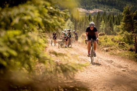 VARMT, NYTT OG SPENNENDE: Deltagerne på Eventyret 2018 fikk akkurat det de kom for. En totalt annerledes sykkelopplevelse.